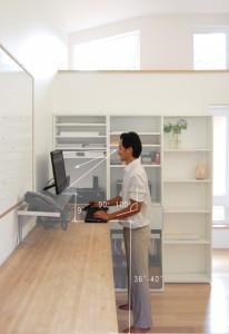 ergonomic office standing-sandra leung
